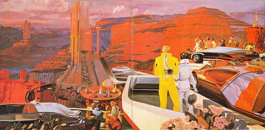 Майбутнє настало: кіберпанк - не фантазія