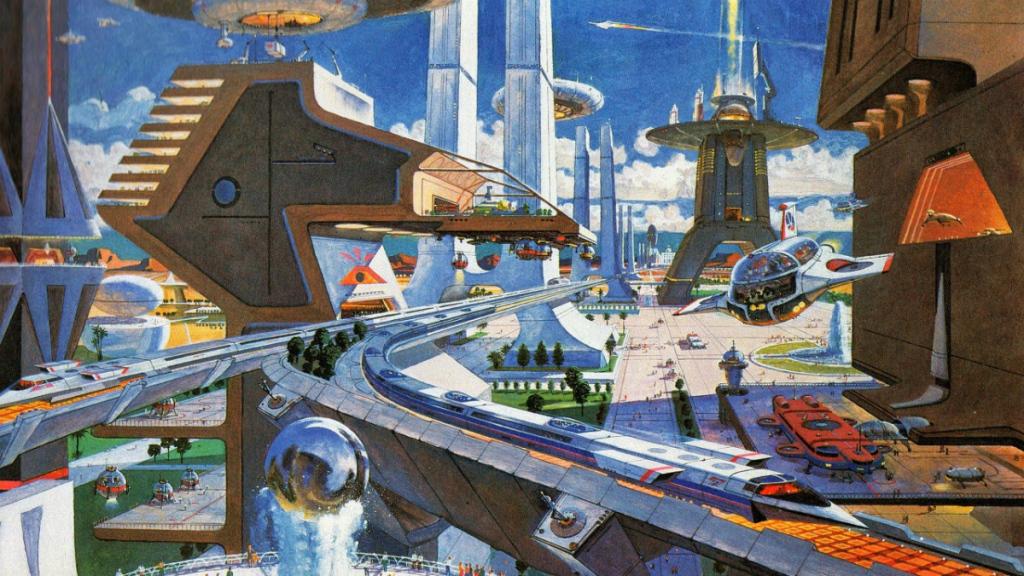 «Вехи»: Устаревшее будущее. Что такое ретрофутуризм?